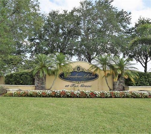 Photo of 3920 SW Briarbrook Way, Palm City, FL 34990 (MLS # RX-10733835)