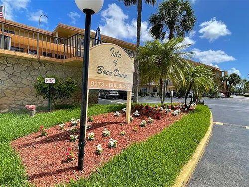 Photo of 9273 SW 8th Street #416, Boca Raton, FL 33428 (MLS # RX-10746835)