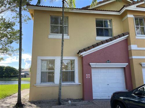 Photo of 2278 Shoma Drive #2278, Royal Palm Beach, FL 33414 (MLS # RX-10747835)