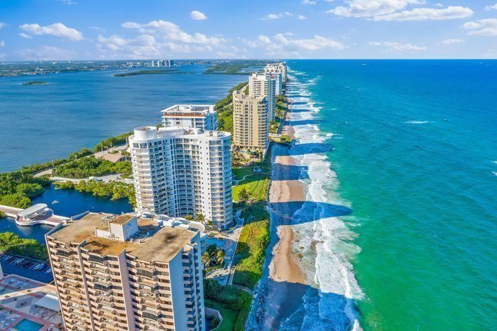 Photo of 4200 N Ocean Drive #1-404, Singer Island, FL 33404 (MLS # RX-10683835)