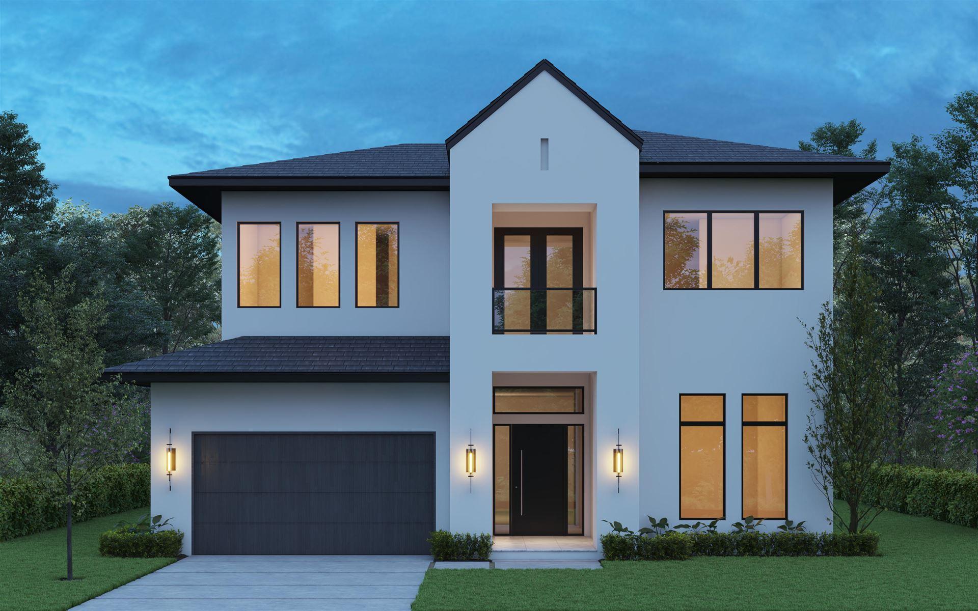 Photo of 3016 Blue Cypress Lane, Wellington, FL 33414 (MLS # RX-10716835)