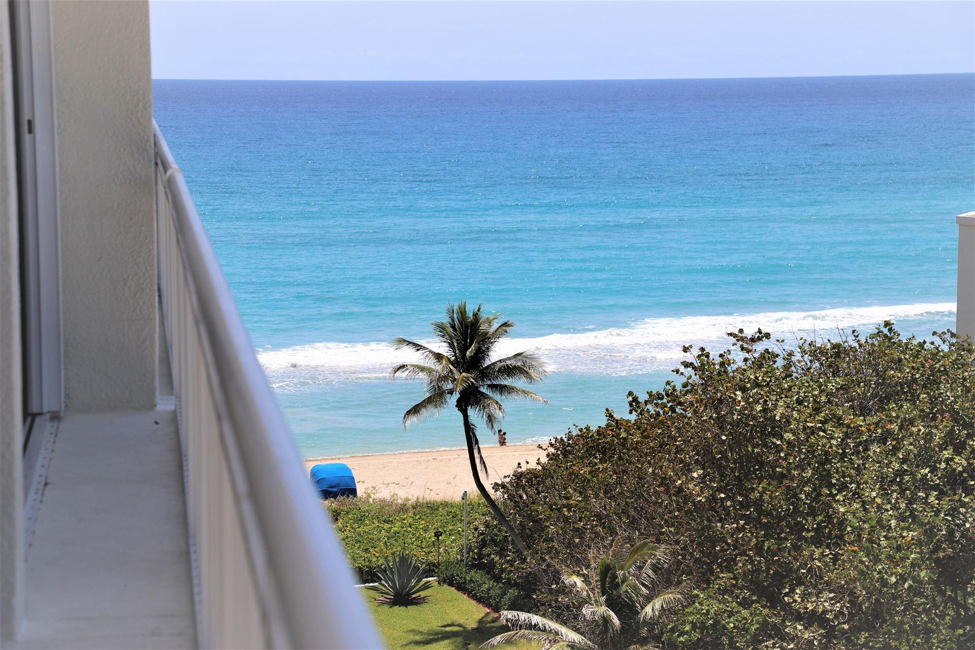2780 S Ocean Boulevard #808, Palm Beach, FL 33480 - MLS#: RX-10718835