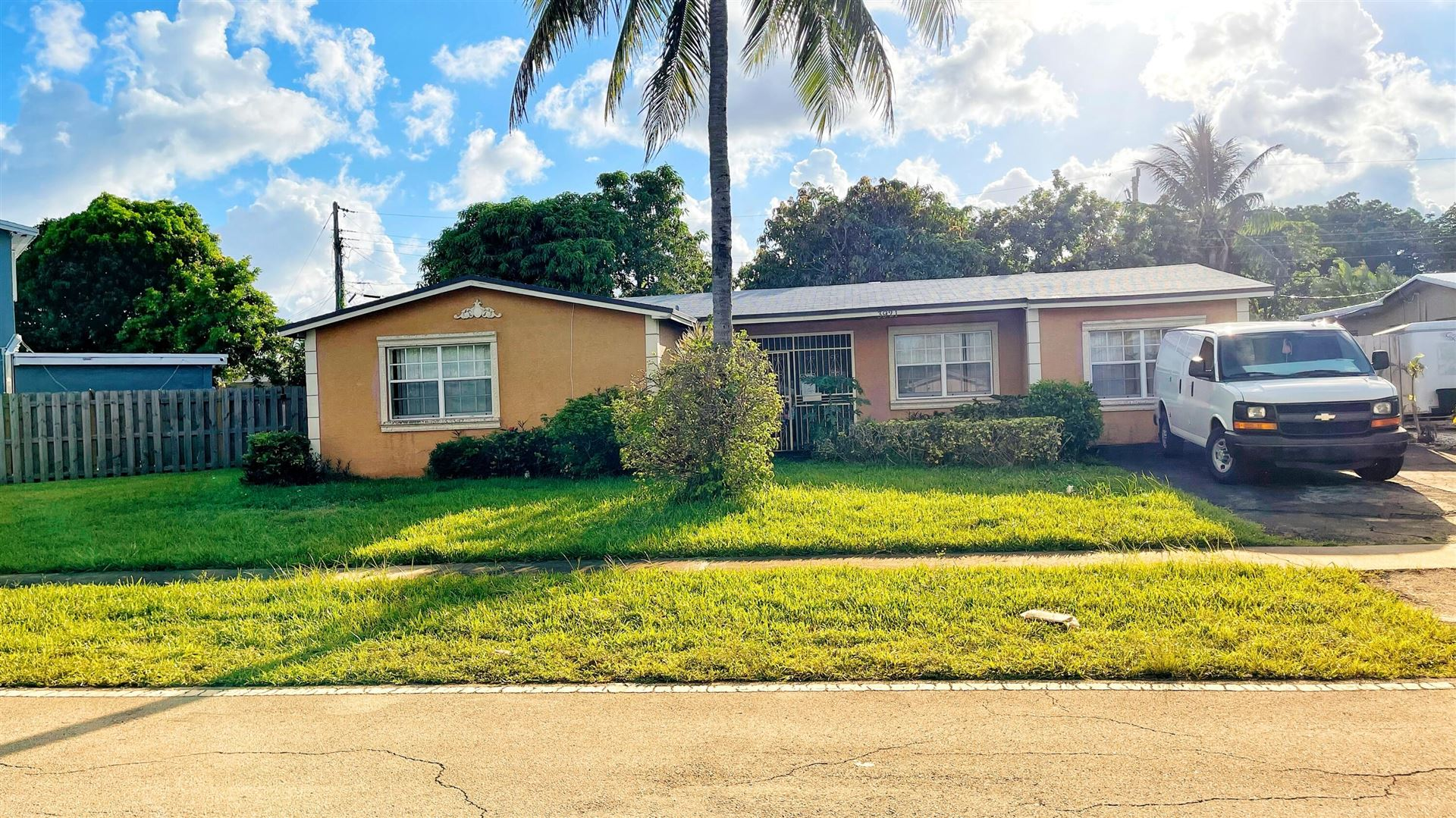 Photo of 3921 NW 38th Avenue, Lauderdale Lakes, FL 33309 (MLS # RX-10731835)