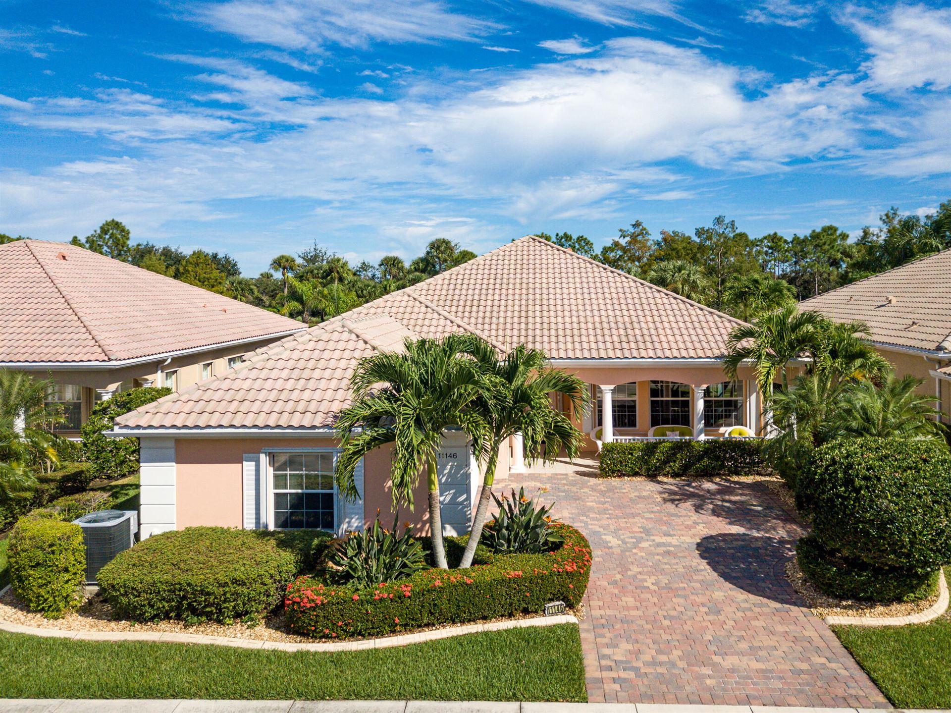 Photo of 11146 SW Olmstead Drive, Port Saint Lucie, FL 34987 (MLS # RX-10754835)