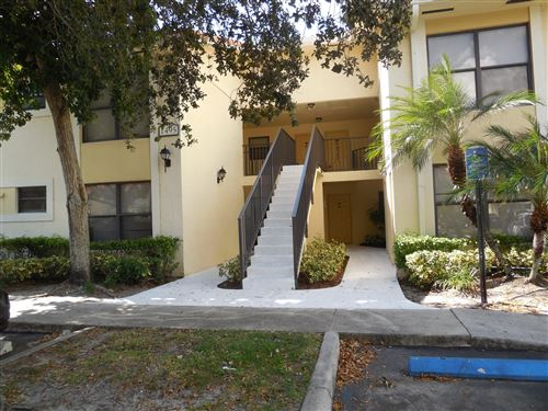 Photo of 1495 Lake Crystal Drive #F, West Palm Beach, FL 33411 (MLS # RX-10599836)