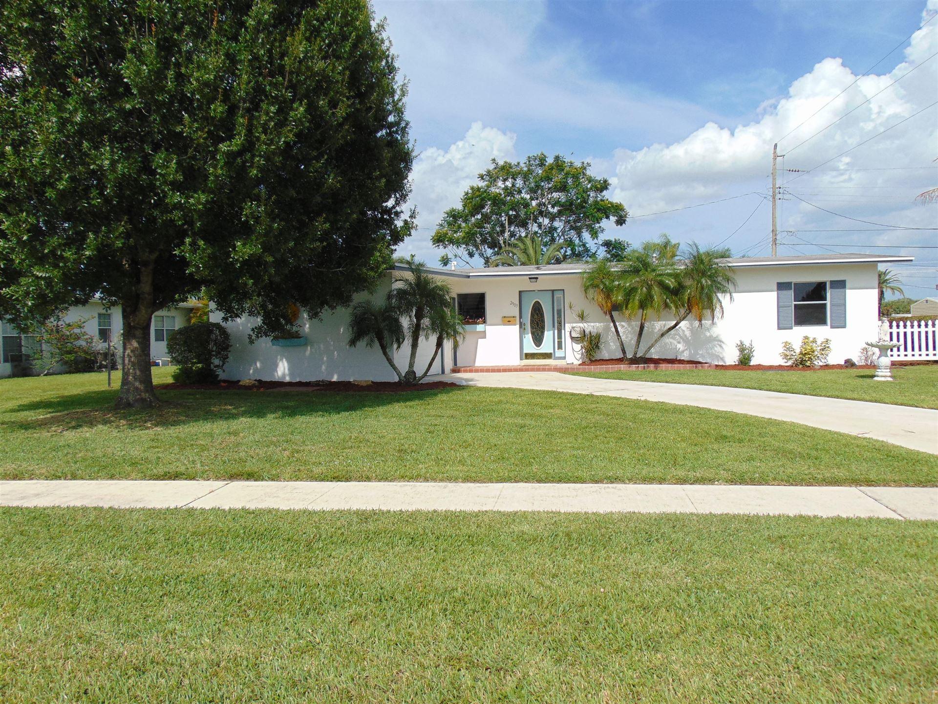 2903 SE Pruitt Road, Port Saint Lucie, FL 34952 - #: RX-10637836