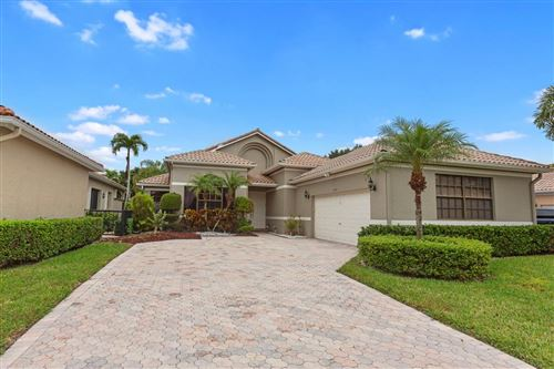 Photo of 10100 Dover Carriage Lane, Lake Worth, FL 33449 (MLS # RX-10586837)