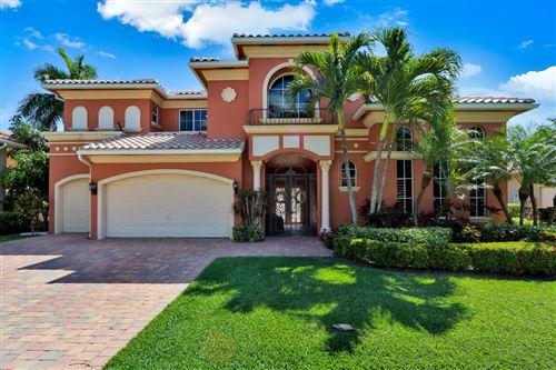 Photo of 3142 San Michele Drive, Palm Beach Gardens, FL 33418 (MLS # RX-10615837)