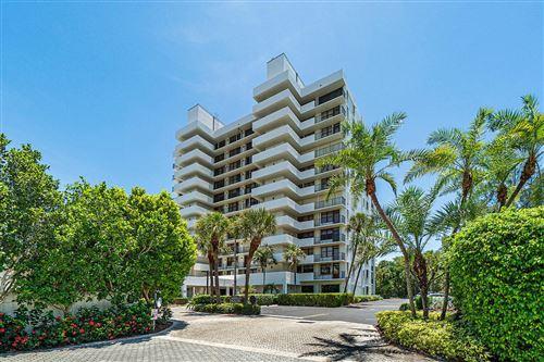 Photo of 4600 S Ocean Boulevard #201, Highland Beach, FL 33487 (MLS # RX-10633837)