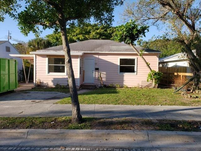 717 54th Street, West Palm Beach, FL 33407 - #: RX-10612837
