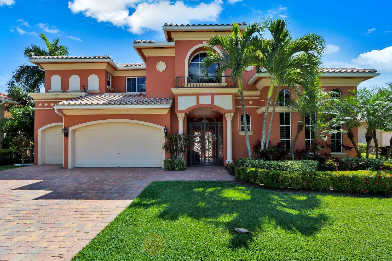 3142 San Michele Drive, Palm Beach Gardens, FL 33418 - #: RX-10615837