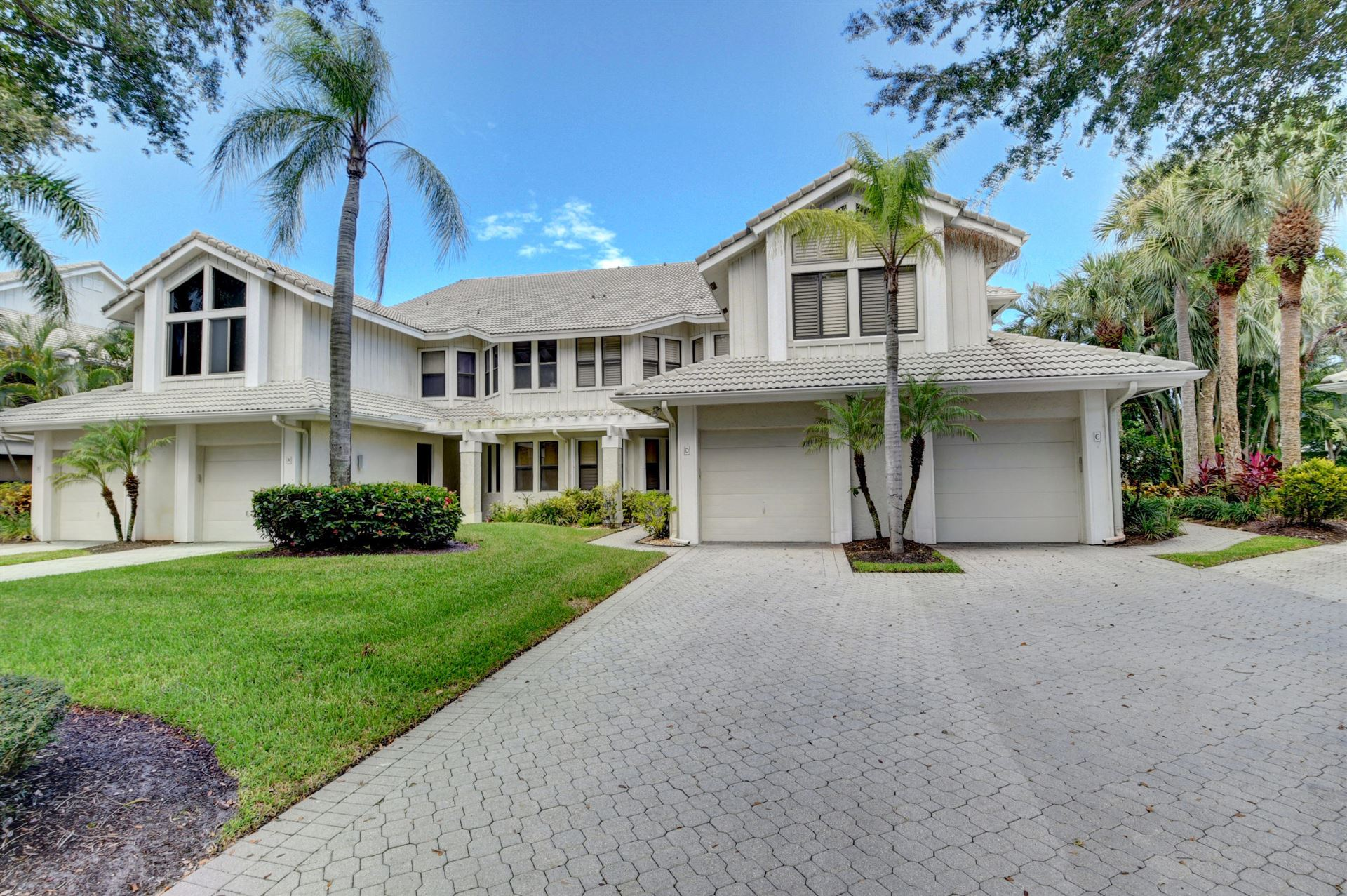 17644 Ashbourne Way #C, Boca Raton, FL 33496 - #: RX-10629837