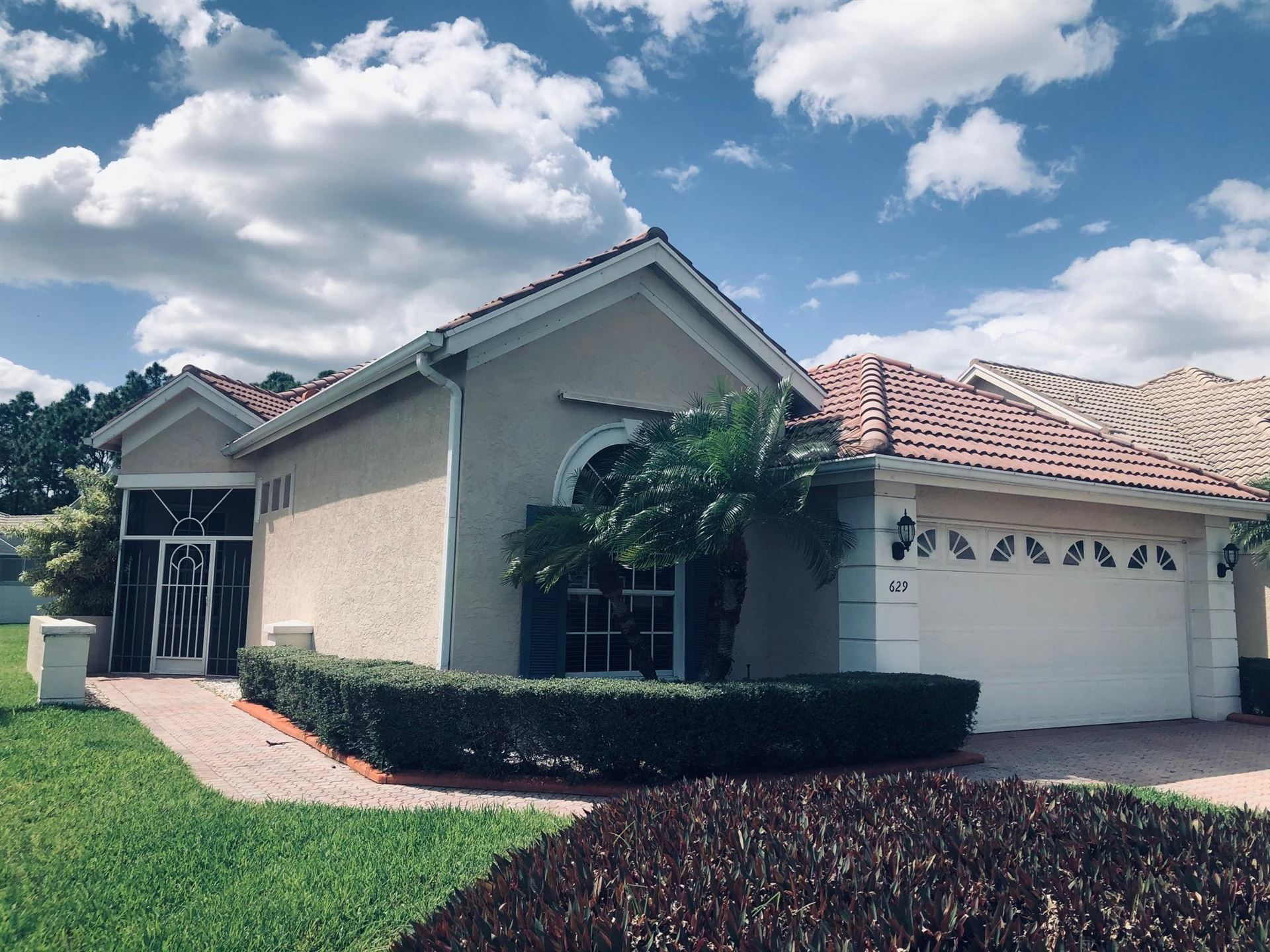 629 SW Andros Circle, Port Saint Lucie, FL 34986 - #: RX-10679837