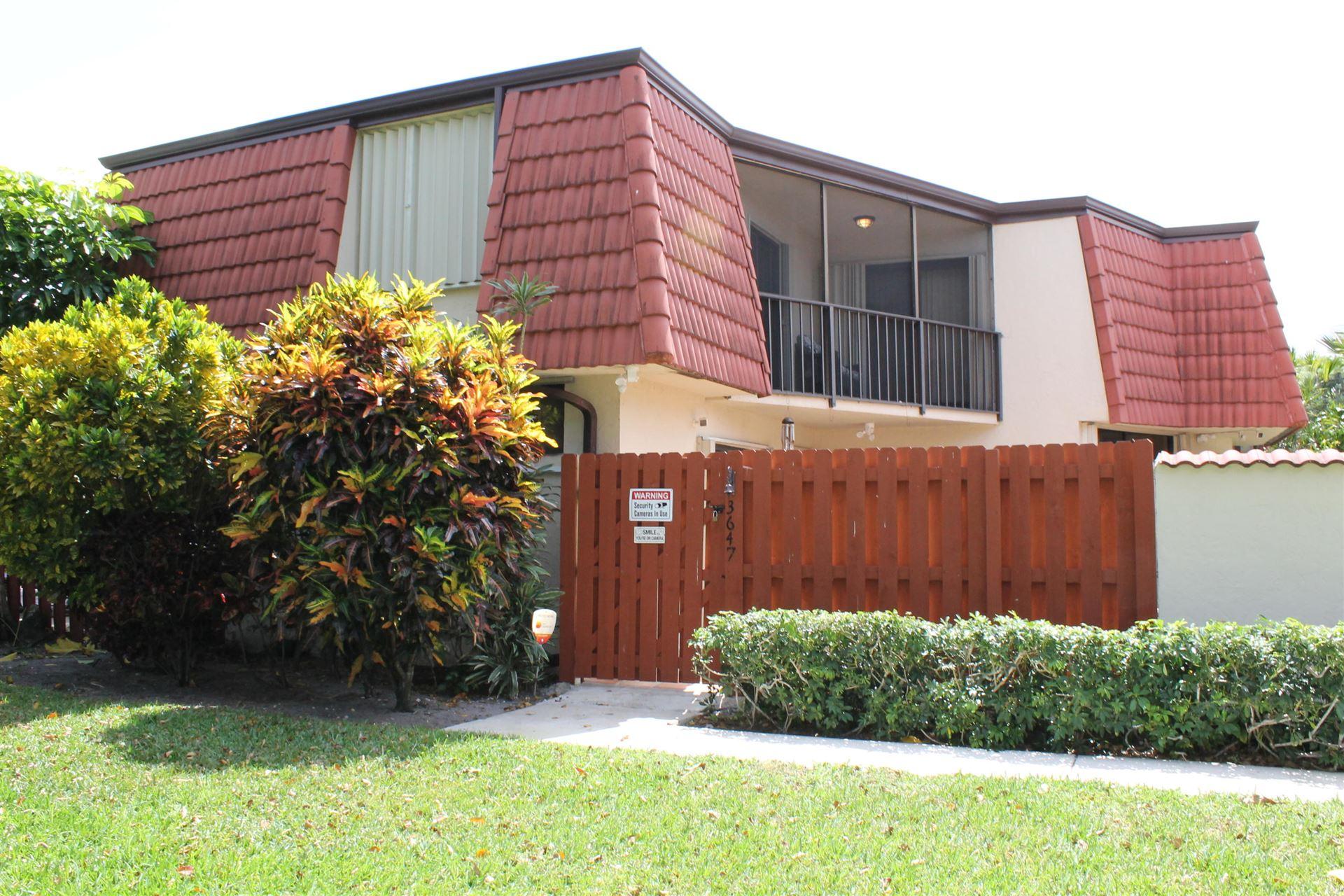 3647 Victoria Drive, West Palm Beach, FL 33406 - MLS#: RX-10711837