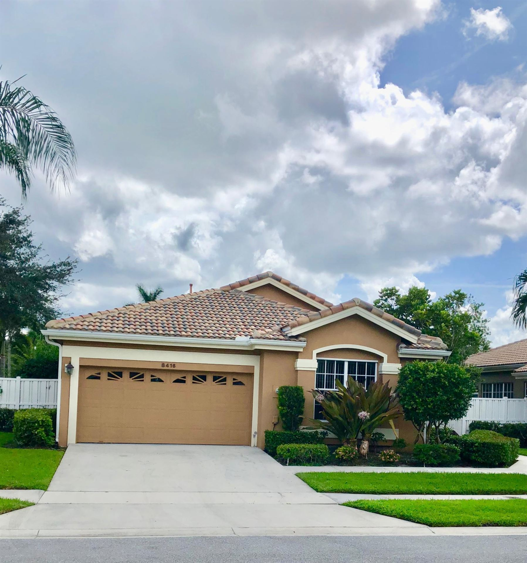 Photo of 8416 Quail Meadow Way, West Palm Beach, FL 33412 (MLS # RX-10735837)