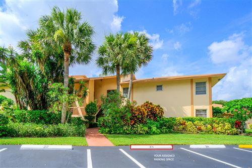Photo of Listing MLS rx in 5660 Spindle Palm Court #C Delray Beach FL 33484