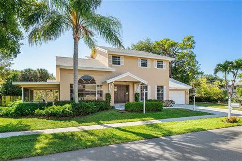 Photo of 1801 Las Casas Road, Boca Raton, FL 33486 (MLS # RX-10706838)
