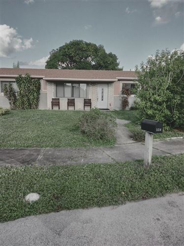 Photo of 534 NW 3rd Terrace, Deerfield Beach, FL 33441 (MLS # RX-10754838)