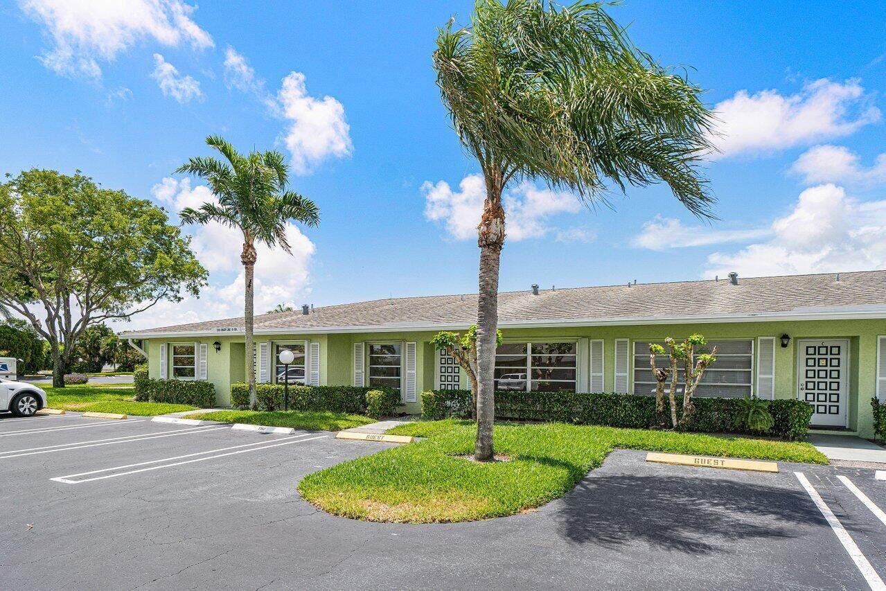 2381 Shady Lane #B, Delray Beach, FL 33445 - #: RX-10696838
