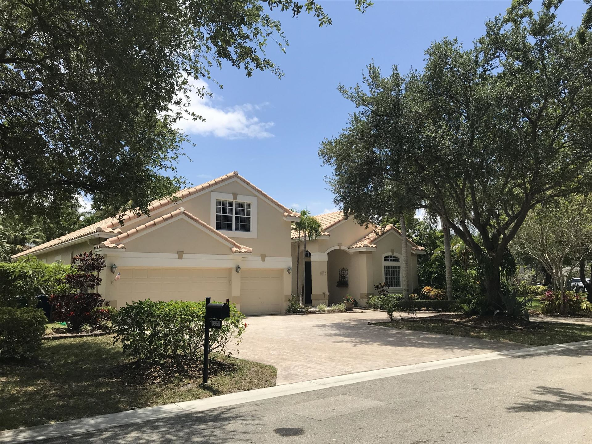 10968 NW 49th Manor, Coral Springs, FL 33076 - MLS#: RX-10722838