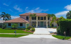 Photo of 718 Carriage Hill Lane, Boca Raton, FL 33486 (MLS # RX-10467839)