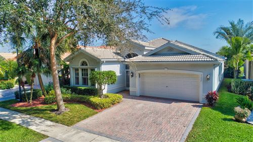 Photo of 7357 Morocca Lake Drive, Delray Beach, FL 33446 (MLS # RX-10594839)