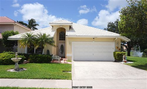 Photo of 23369 Serene Meadow Drive S, Boca Raton, FL 33428 (MLS # RX-10652839)