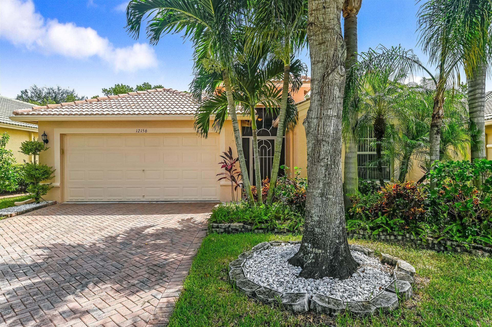 12156 La Vita Way, Boynton Beach, FL 33437 - #: RX-10649839
