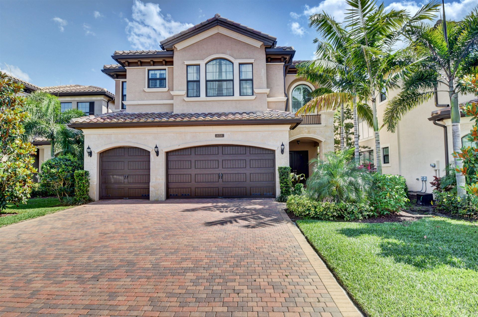 8158 Lawson Bridge Lane, Delray Beach, FL 33446 - #: RX-10715839