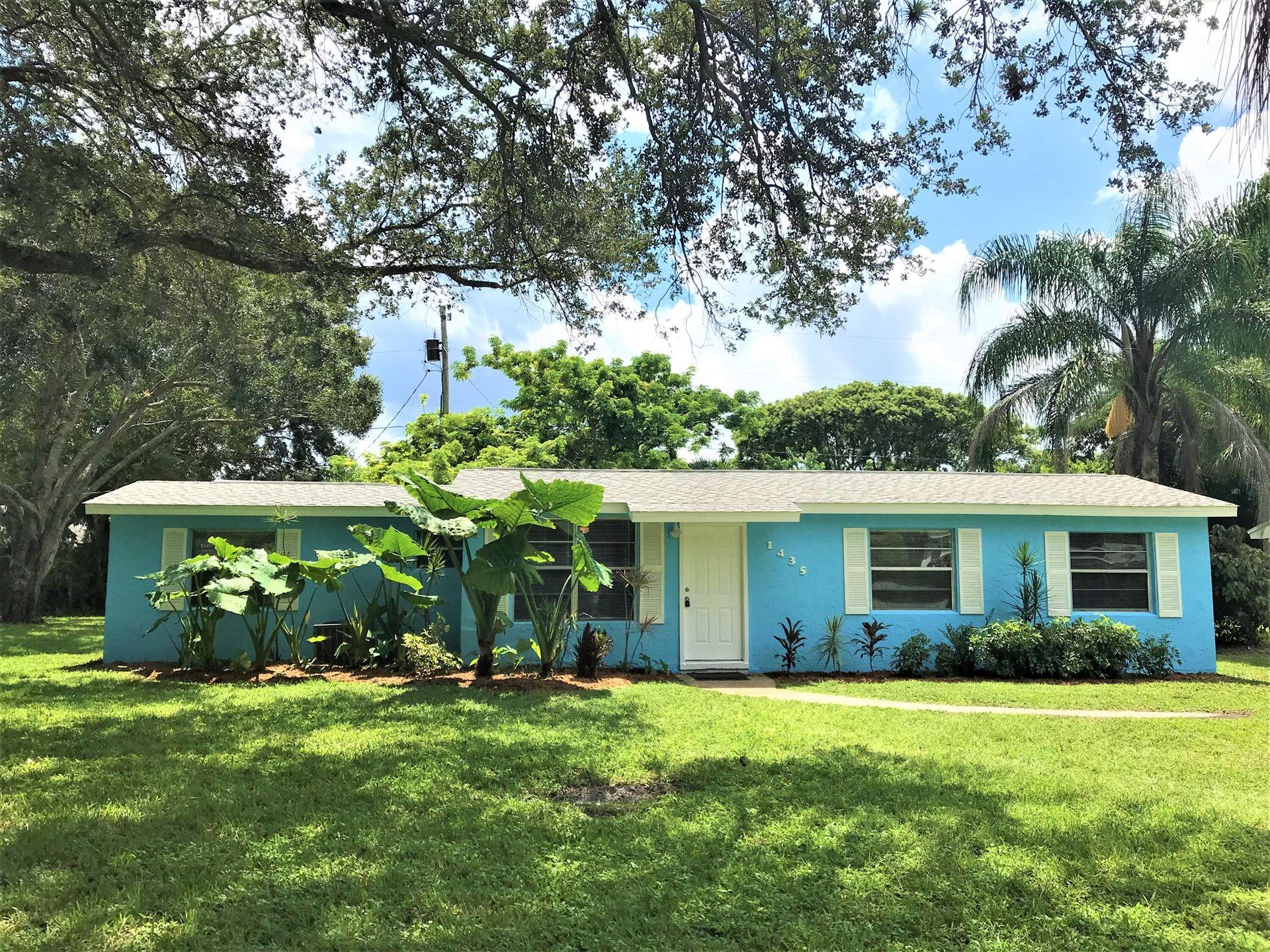 1435 6th Street, Vero Beach, FL 32962 - MLS#: RX-10745839