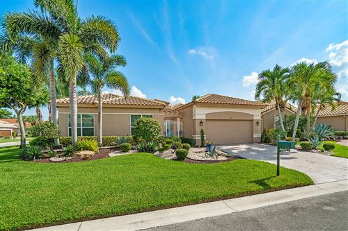 Photo of 6657 Maggiore Drive, Boynton Beach, FL 33472 (MLS # RX-10570840)