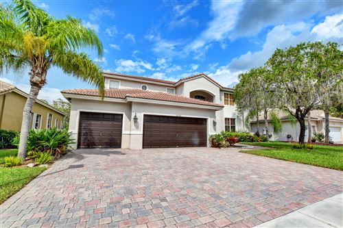 Photo of 10560 Cypress Lakes Preserve Drive, Lake Worth, FL 33449 (MLS # RX-10658840)