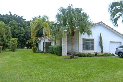 Photo of 10161 Camelback Lane, Boca Raton, FL 33498 (MLS # RX-10664840)