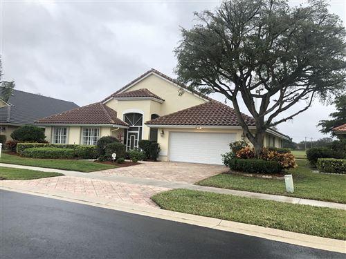 Photo of 6032 Golf Villas Drive, Boynton Beach, FL 33437 (MLS # RX-10690840)