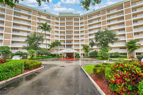 Photo of 3010 N Course Drive #206, Pompano Beach, FL 33069 (MLS # RX-10748840)