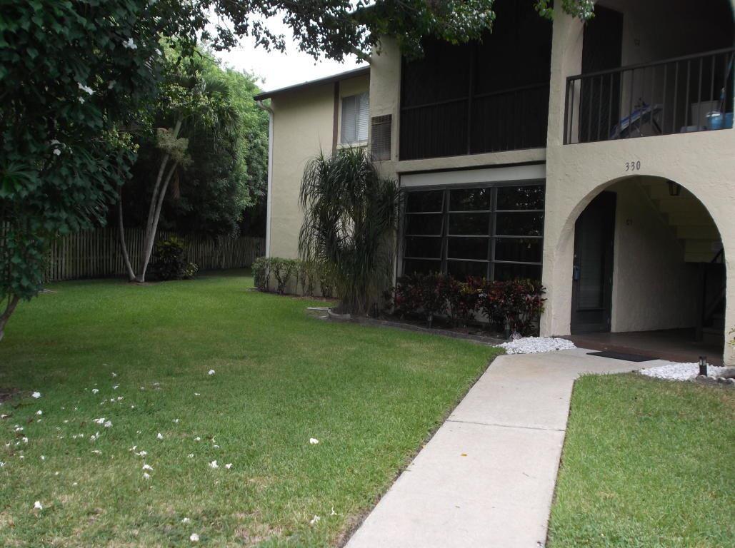 330 Pine Ridge Circle #C1, Greenacres, FL 33463 - #: RX-10654841