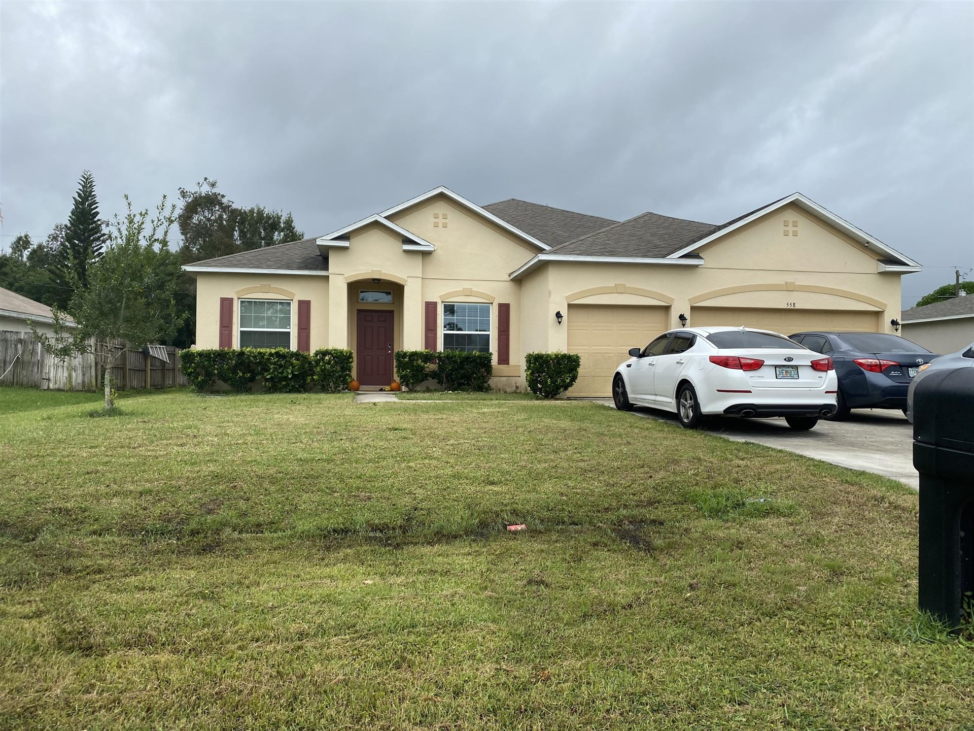 558 SW Twig Avenue, Port Saint Lucie, FL 34983 - #: RX-10669841
