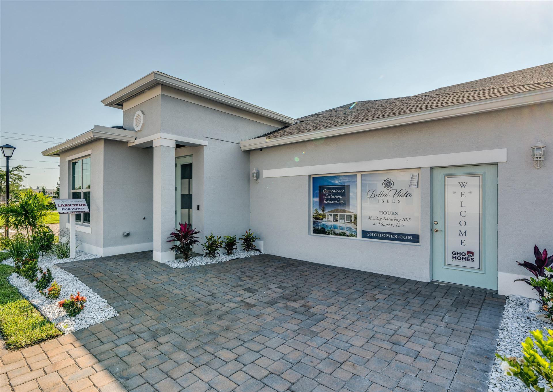 2512 Bella Vista Circle, Vero Beach, FL 32966 - #: RX-10695841