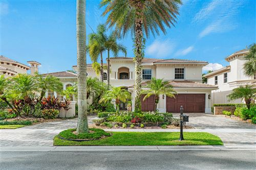 Photo of 16264 Andalucia Lane, Delray Beach, FL 33446 (MLS # RX-10557842)