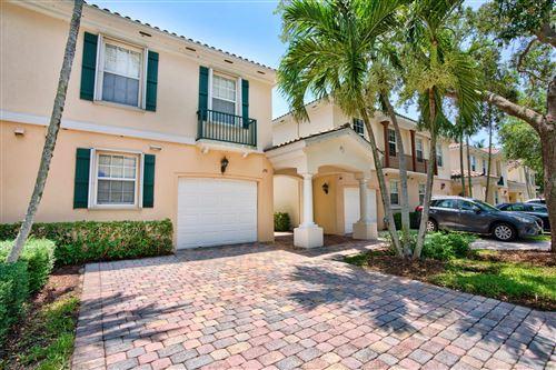 Photo of 176 Santa Barbara Way #176, Palm Beach Gardens, FL 33410 (MLS # RX-10627842)