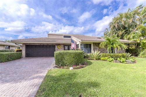 Photo of 13776 Sand Crane Drive, Palm Beach Gardens, FL 33418 (MLS # RX-10753842)