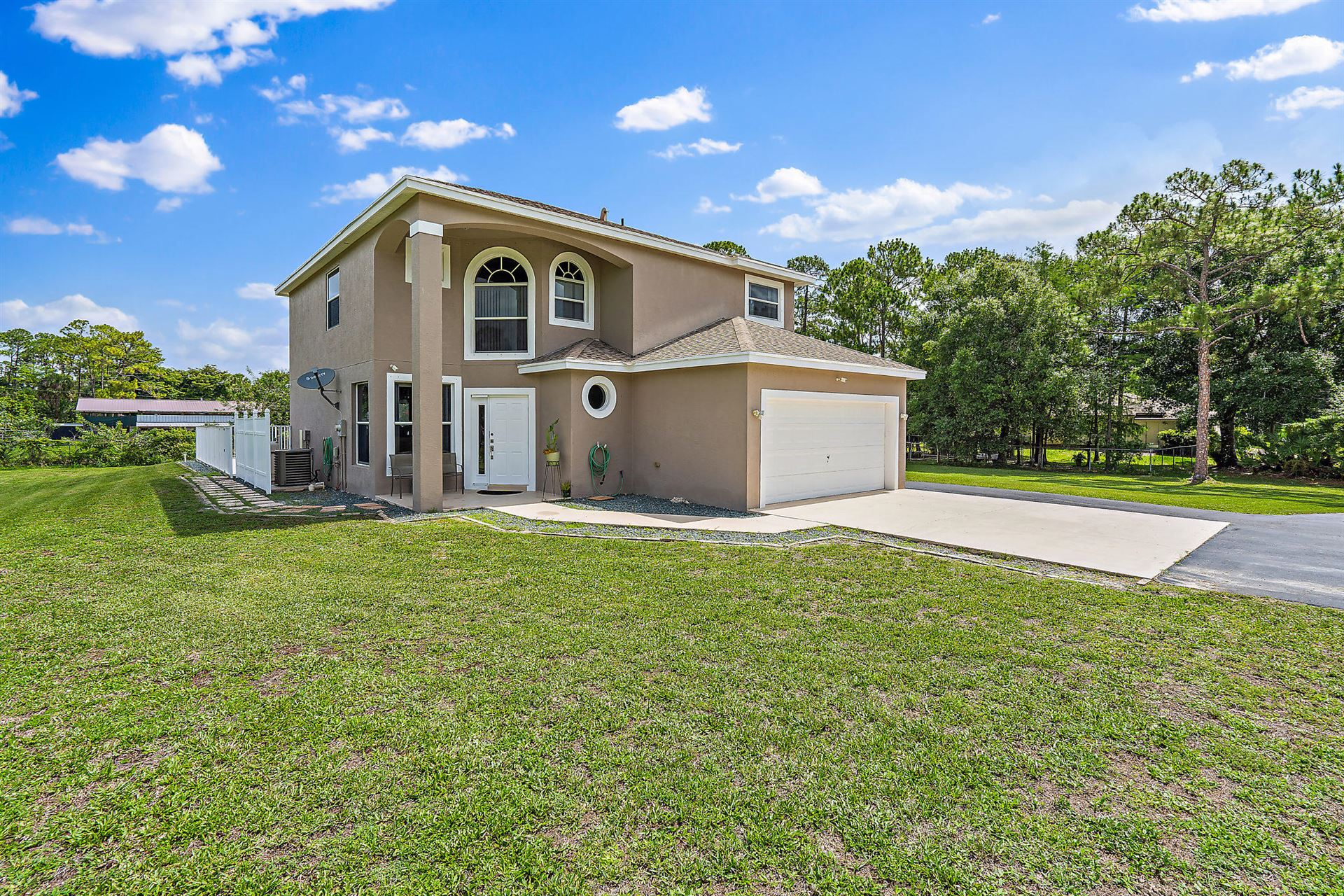 Photo for 17125 35th Place N, Loxahatchee, FL 33470 (MLS # RX-10624842)
