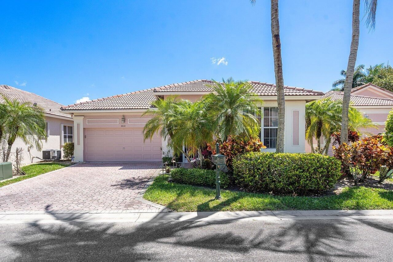 8818 Downing Street, Boynton Beach, FL 33472 - MLS#: RX-10706842