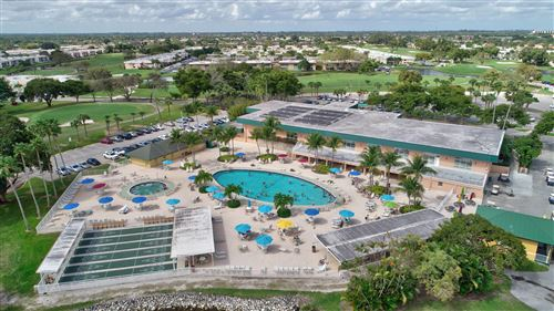 Tiny photo for 142 Seville E #E, Delray Beach, FL 33446 (MLS # RX-10624843)