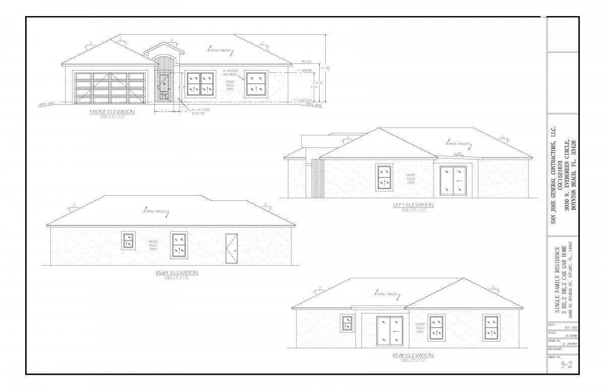 2688 SE Delmar Street, Stuart, FL 34997 - #: RX-10682843