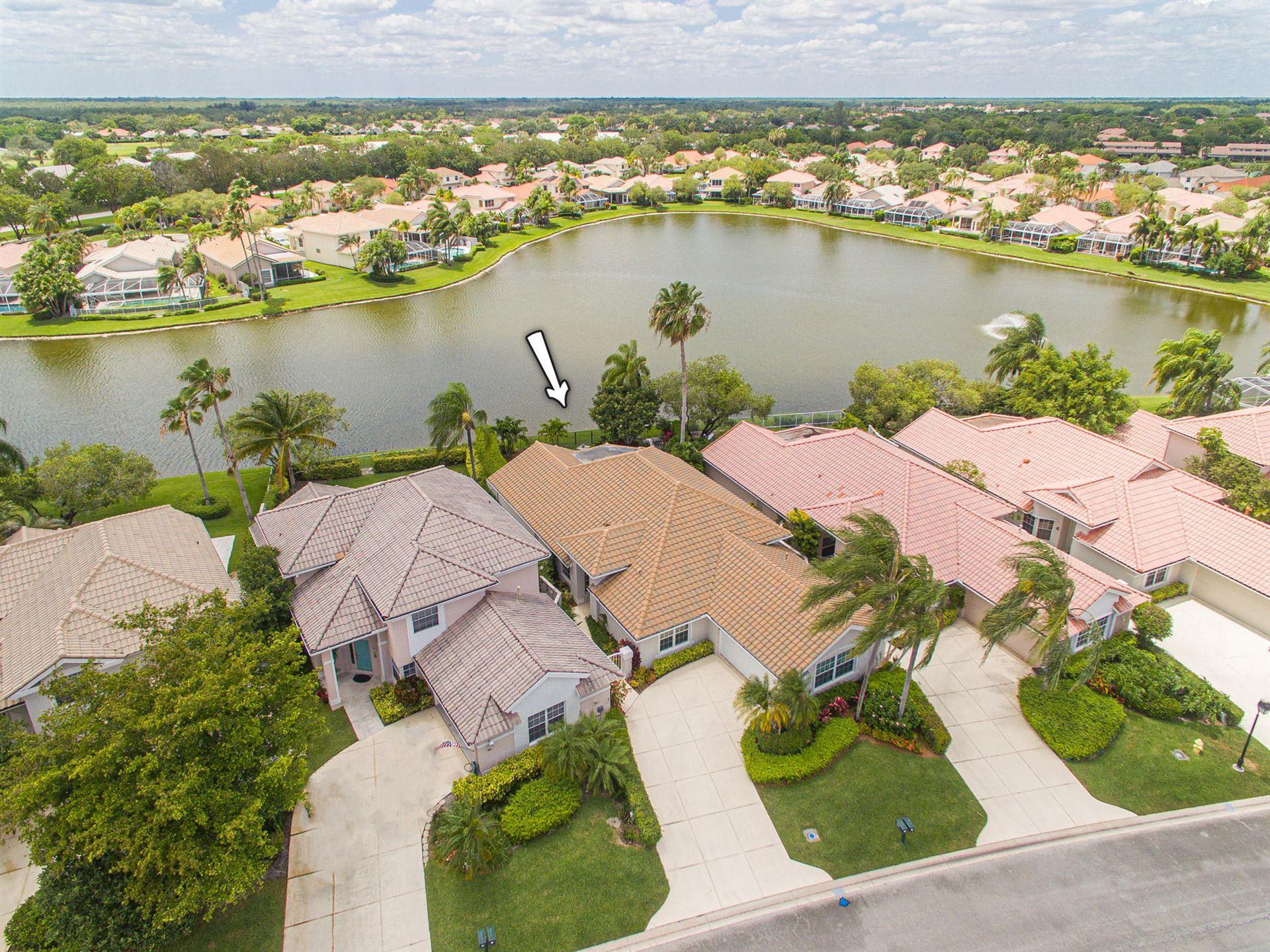 Photo of 114 Eagleton Lane, Palm Beach Gardens, FL 33418 (MLS # RX-10621844)
