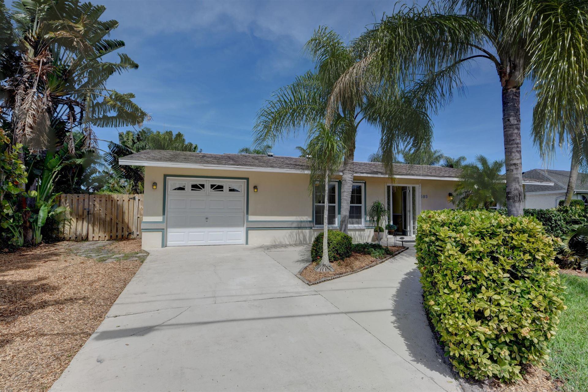 593 SE Whitmore Drive, Port Saint Lucie, FL 34984 - #: RX-10697844