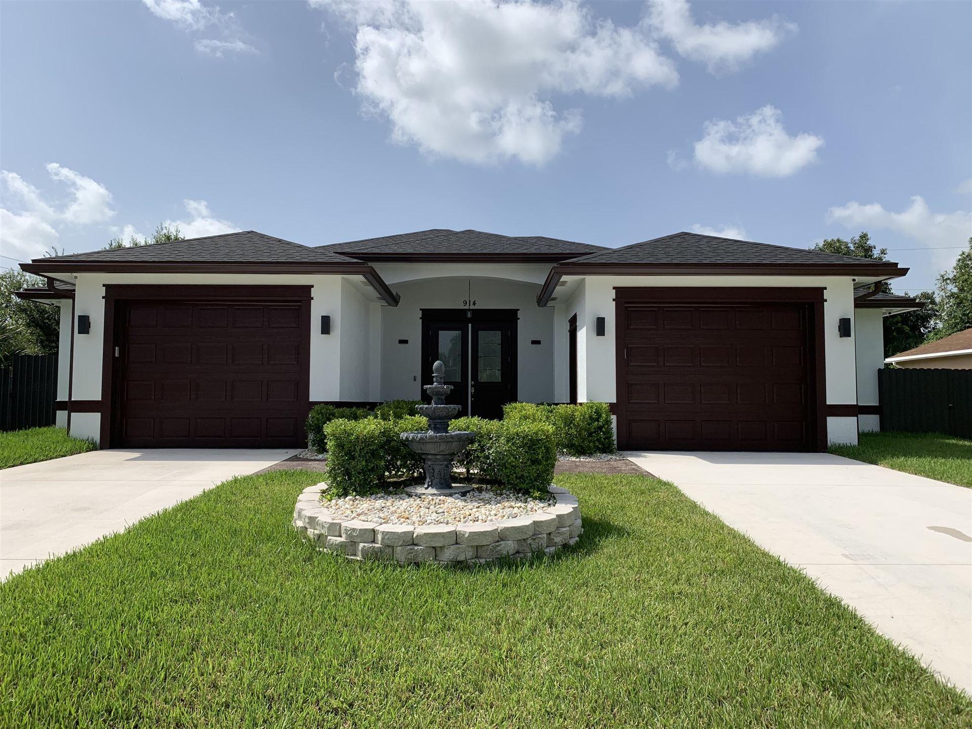 914 SW Mccracken Avenue, Port Saint Lucie, FL 34953 - #: RX-10742844