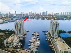 Photo of 17301 Biscayne Boulevard #Ph-7, Aventura, FL 33160 (MLS # RX-10455845)