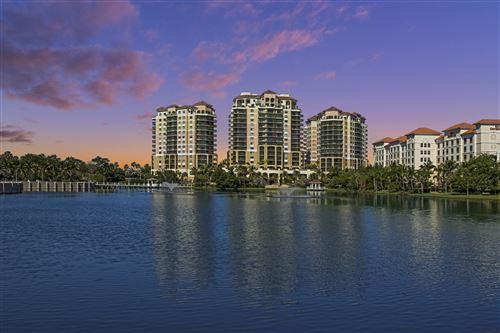 Photo of 3630 Gardens Parkway #605c, Palm Beach Gardens, FL 33410 (MLS # RX-10601845)